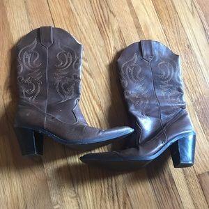 Women's Charlotte Russe Cowboy Western Boots